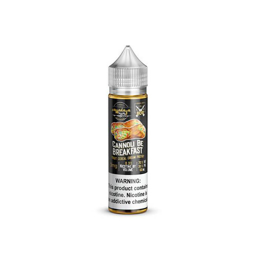 Cassadaga Cannoli Be Breakfast 60ML