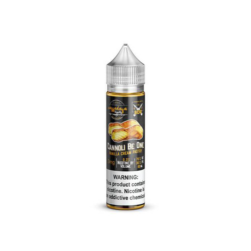 Cassadaga Cannoli Be One 60ML