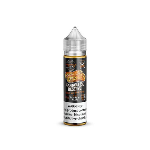 Cassadaga Cannoli Be Reserve 60ML
