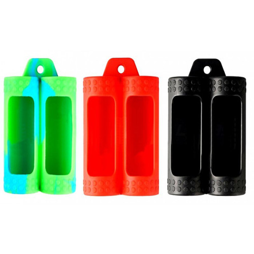 Coil Master Silicone Battery Case Dual 18650
