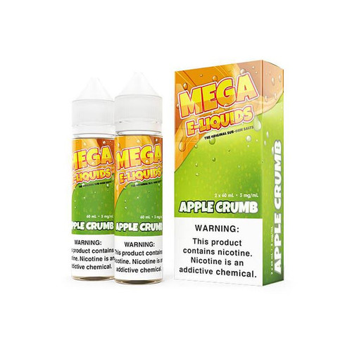 Mega Apple Crumb 120ML