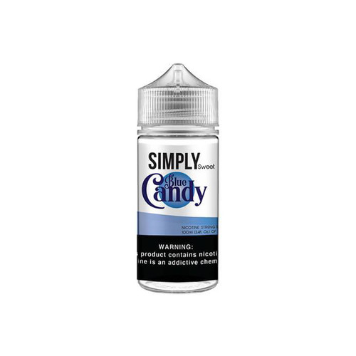 Simply Sweet Blue Candy 100ML