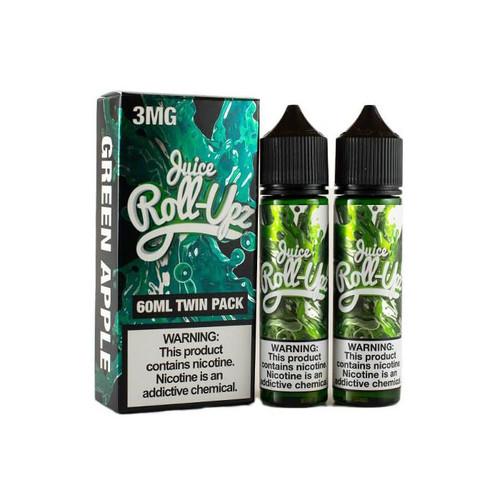 Juice Roll-Upz Green Apple 120ML
