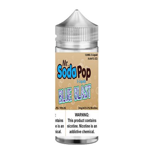 Mr. Soda Pop Blue Blast Chubby Gorilla 120ML