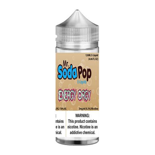 Mr. Soda Pop Energy Orgy Chubby Gorilla 120ML