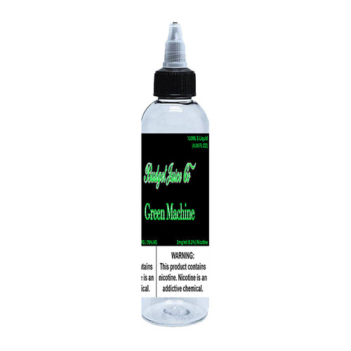 Budget Juice Co Green Machine Standard 120ML