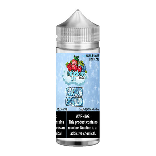 Infusions ICE Cactus Cooler Chubby Gorilla 120ML