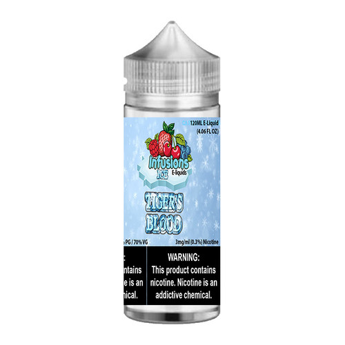 Infusions ICE Tiger's Blood Chubby Gorilla 120ML