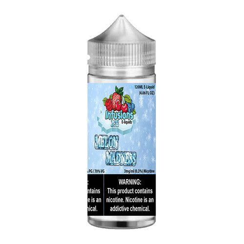 Infusions ICE Melon Madness Chubby Gorilla 120ML