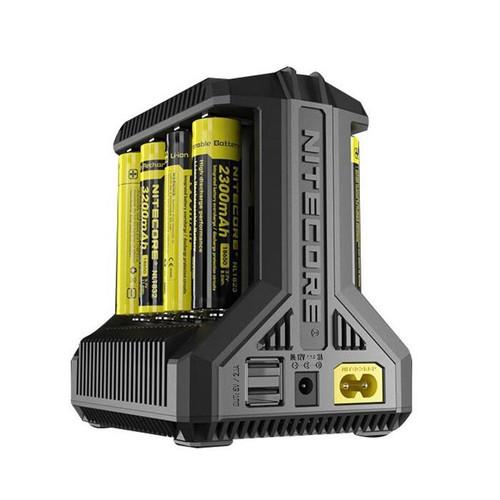 Nitecore i8 Multi-slot Intelligent Battery Charger
