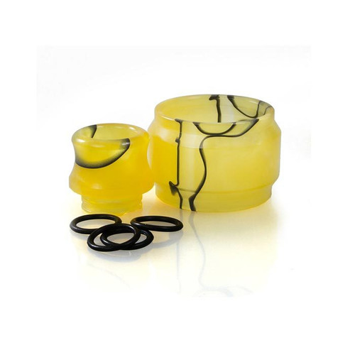 SMOK TFV12 Cloud King Drip Tip and Expansion Tank Yellow