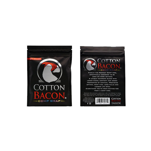Wick 'N' Vape Cotton Bacon Comp Wrap