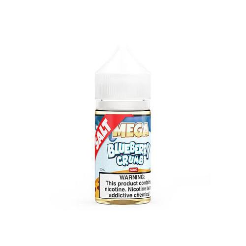 Mega Salts Blueberry Crumb 30ML