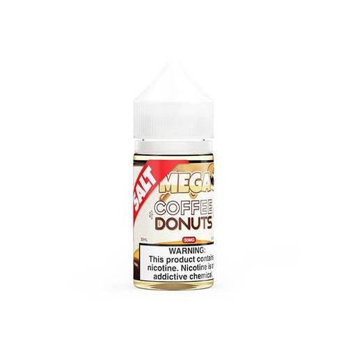 Mega Salts Coffee Donuts 30ML