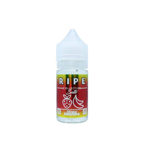 Ripe Collection Salt Straw Nanners 30ML