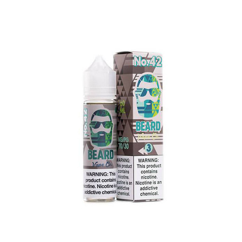 Beard Vape Co No. 42 60ML