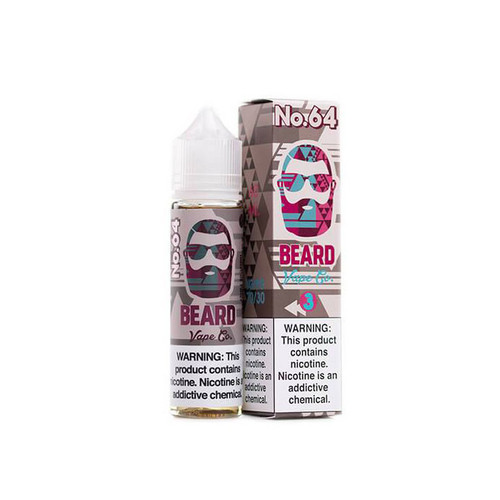 Beard Vape Co No. 64 60ML