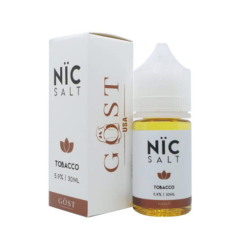Gost Salt Tobacco 30ML
