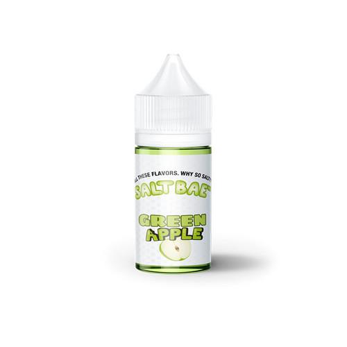 Salt Bae 50 Green Apple 30ML