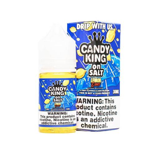Candy King On Salt Lemon Drops 30ML