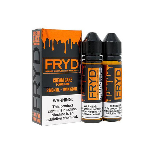 FRYD Cream Cake 120ML