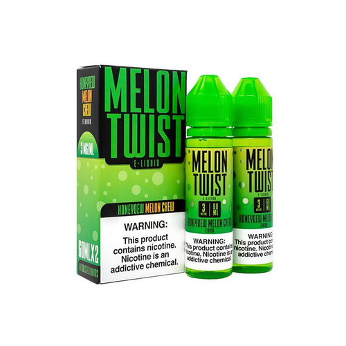 Melon Twist Honeydew Melon Chew 120ML