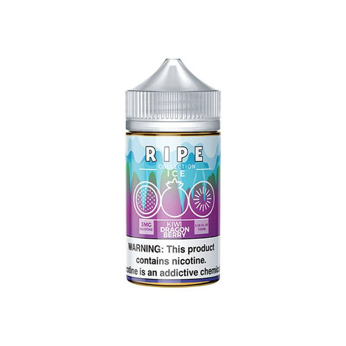 Ripe Collection On ICE Kiwi Dragon Berry 100ML