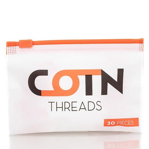 COTN Threads Pre-Built Cotton Bag Front
