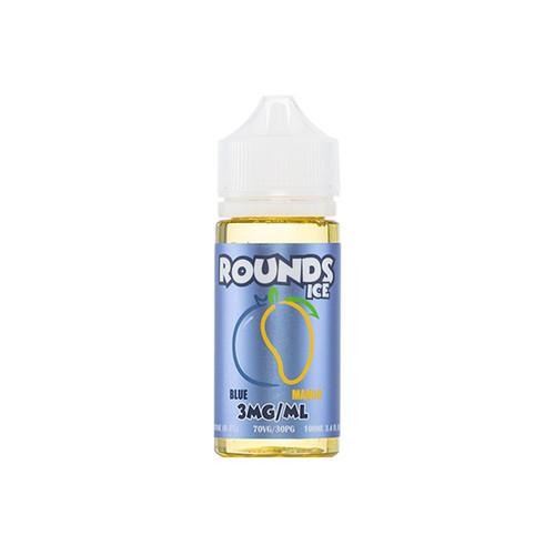 Rounds Ice Blue Mango 100ML