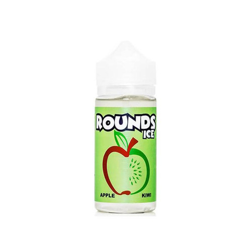 Rounds Ice Apple Kiwi 100ML