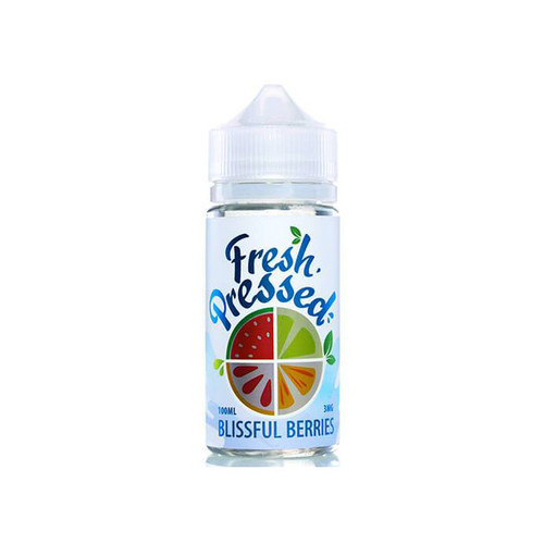 Fresh Pressed Blissful Berries 100ML