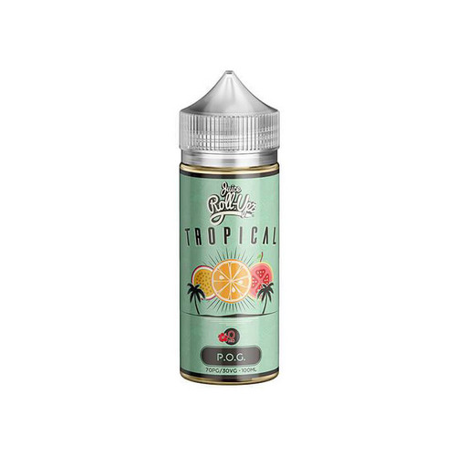 Juice Roll-Upz Tropical P.O.G. 100ML