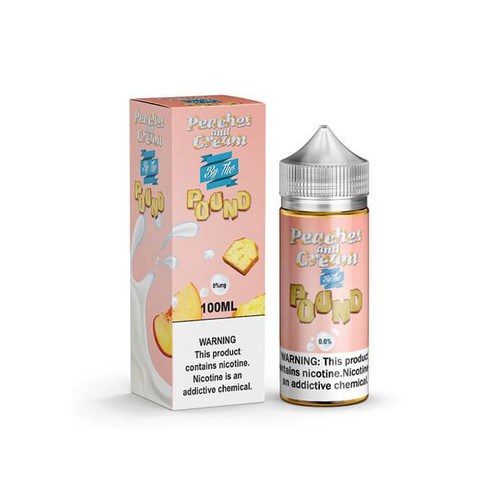 By The Pound Peaches and Cream 100ML