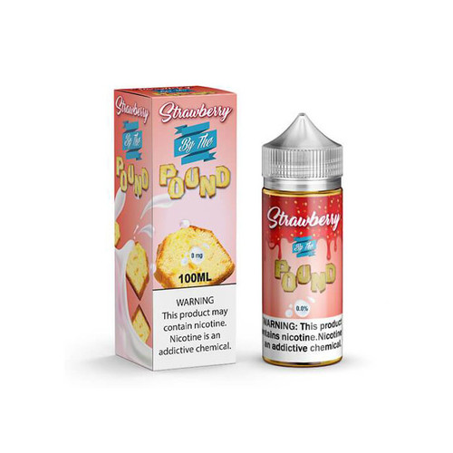 By The Pound Strawberry 100ML
