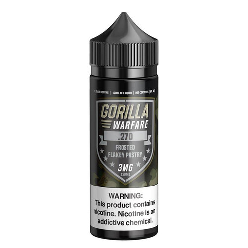 Gorilla Warfare .270 120ML