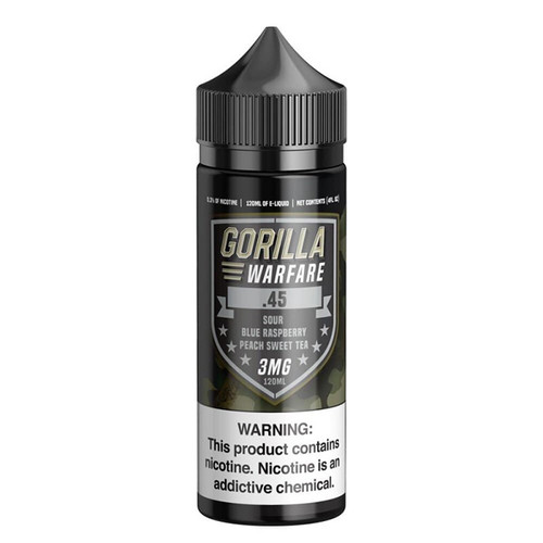 Gorilla Warfare .45 120ML