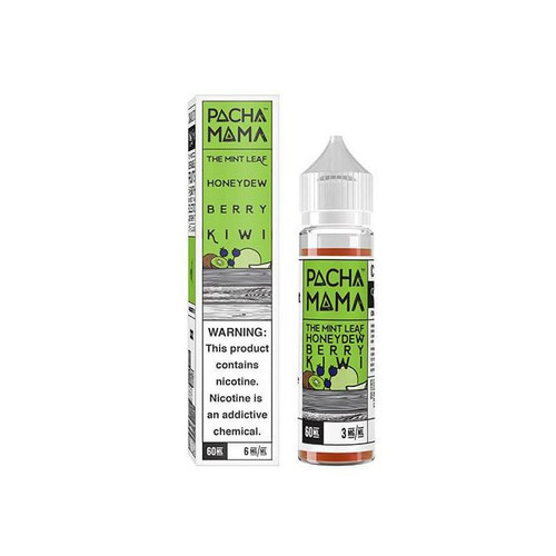 Pachamama The Mint Leaf Honeydew Berry Kiwi 60ML