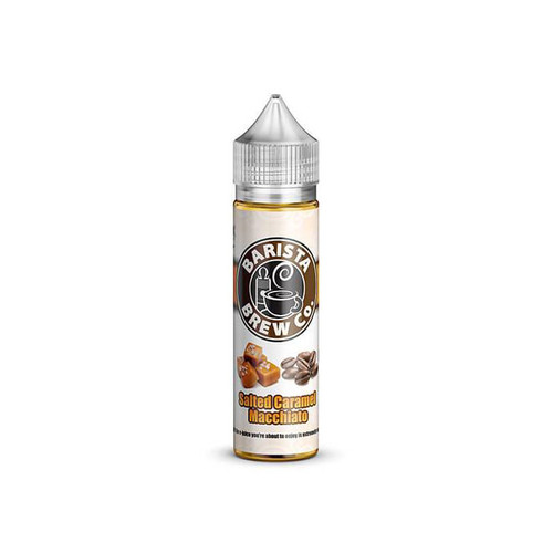 Barista Brew Co. Salted Caramel Macchiato 60ML