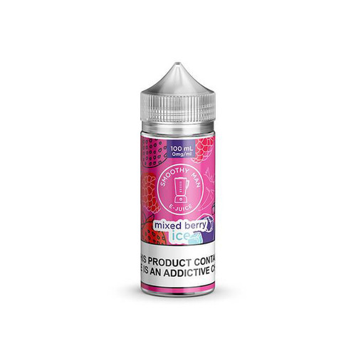 Smoothy Man Mixed Berry Ice 100ML
