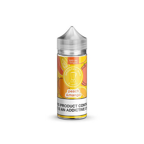 Smoothy Man Peach Mango 100ML