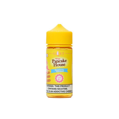 The Pancake House Raspberry Hotcakes 100ML