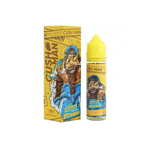 Cush Man Mango Banana 60ML