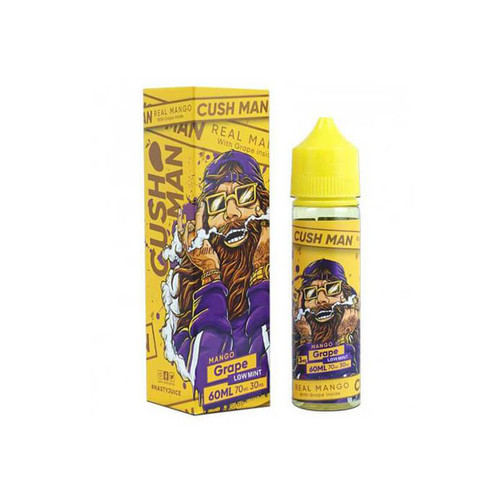 Cush Man Mango Grape 60ML
