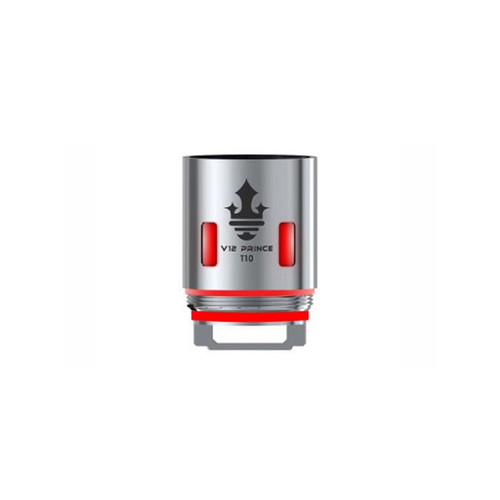 SMOK TFV12 Prince-T10 Light Edition Replacement Coils Red Light