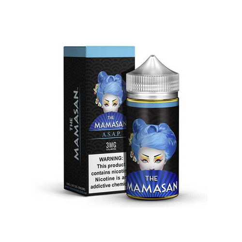 The Mamasan A.S.A.P. 100ML
