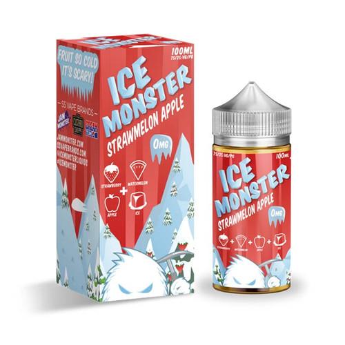 ICE Monster Strawmelon Apple 100ML
