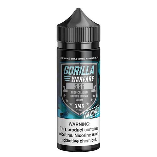 Gorilla Warfare 5.56 Reloaded 120ML