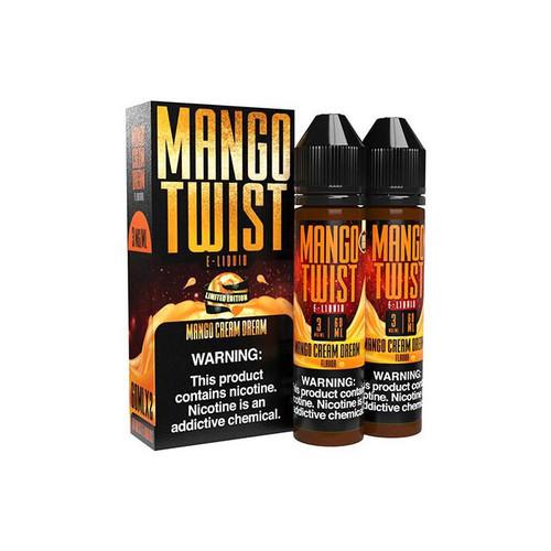 Mango Twist - Mango Cream Dream