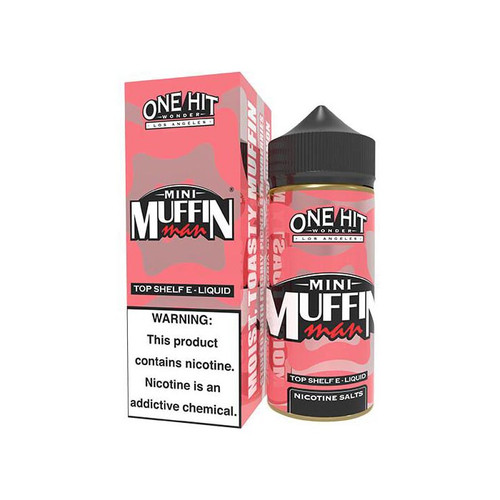 One Hit Wonder Mini Muffin Man 100ML