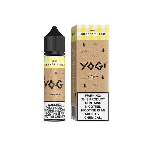 Yogi Lemon Granola Bar 60ML